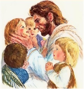 kids and jesus