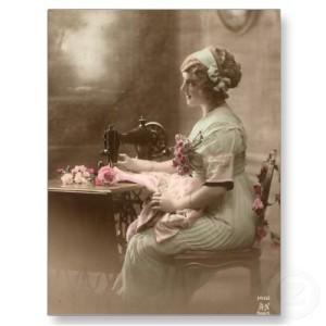 feminine lady
