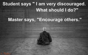encourage others