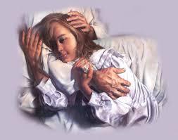 holding girl