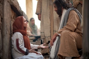 jesus helping
