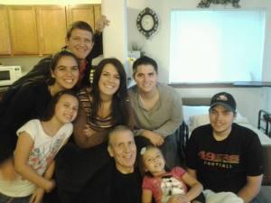 with grandbabies
