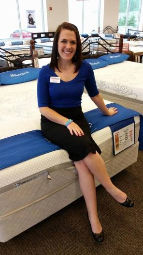selling mattresses